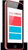 il tuo sito di coupon - smartphone
