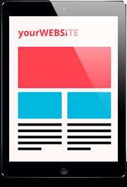 il tuo sito di coupon - tablet
